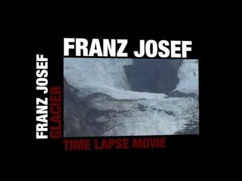 Franz Josef Glacier: Watch 2 years of glacier retreat in 15 seconds