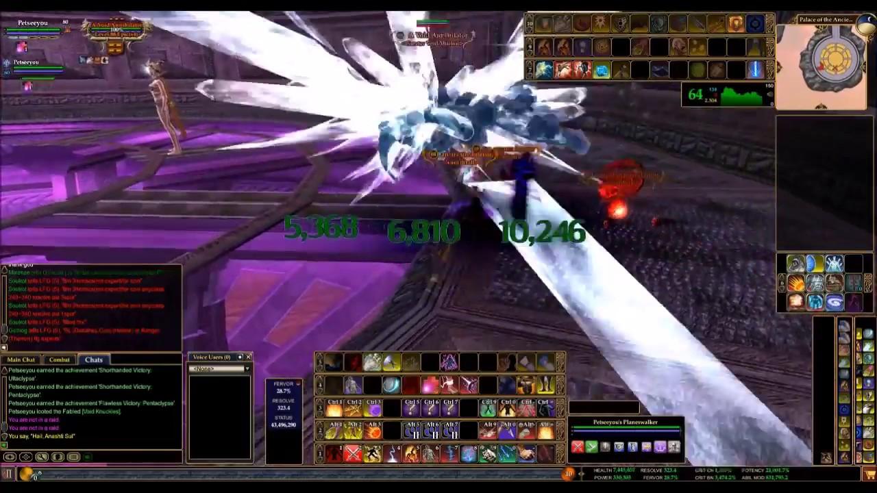EverQuest 2 TSO - Raid Zones and Raid Bosses