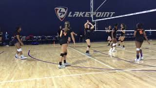 Exact Sport Volleyball Showcase 2018