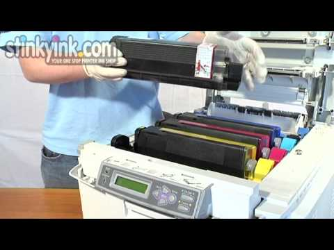 How To Fix Errors with Oki Toner Cartridges
