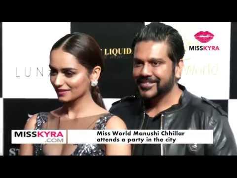 Rohit Khandelwal: I am really happy and proud of Manushi Chhillar