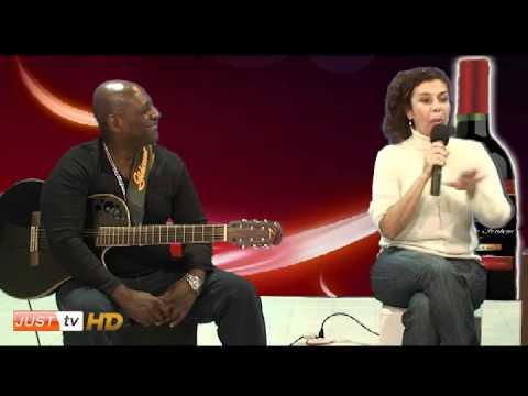 Maria Paiva no Programa Tintim Por Tintim - JustTV...