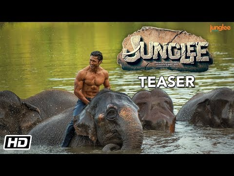 Junglee | Official Teaser