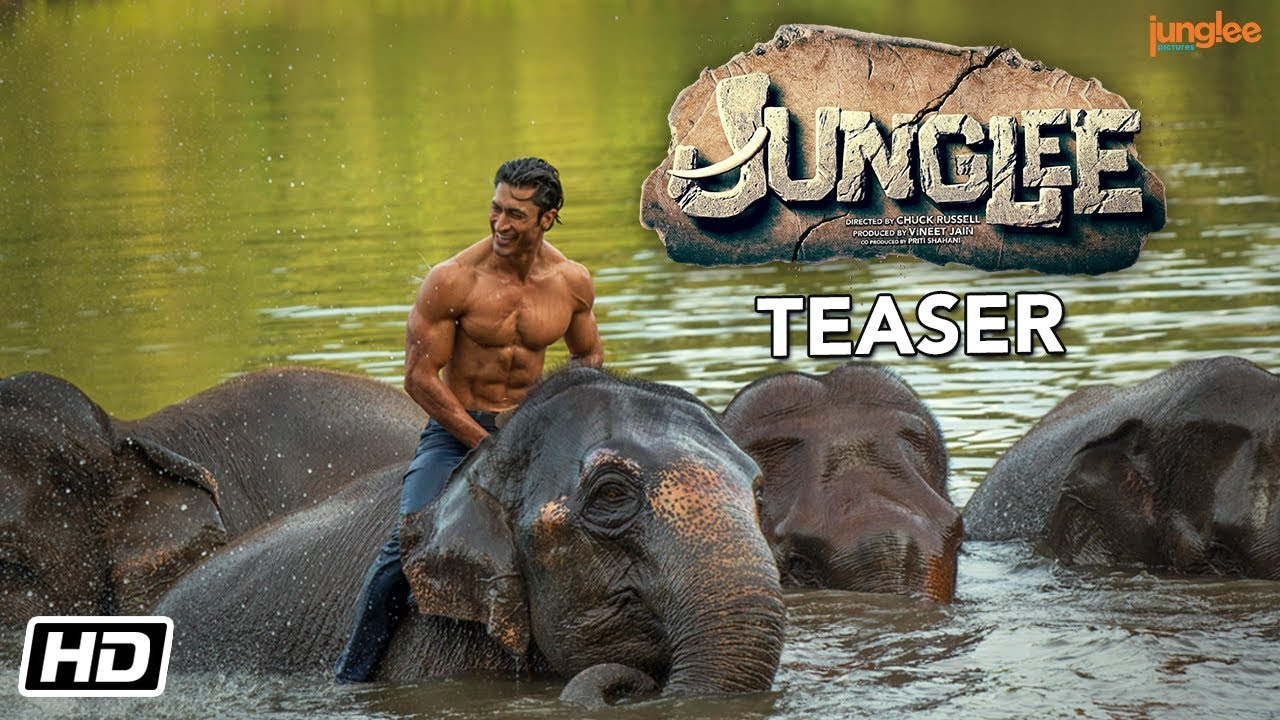 Junglee - Official Teaser
