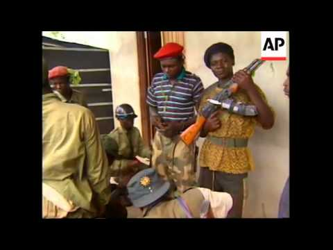 ZAIRE: CHILD SOLDIERS SWELL RANKS OF ZAIREAN REBELS