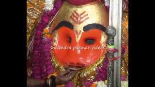 Unbelievable God Drinking Alcohol (Kaal Bhairav Temple - Ujjain Unedited shot)