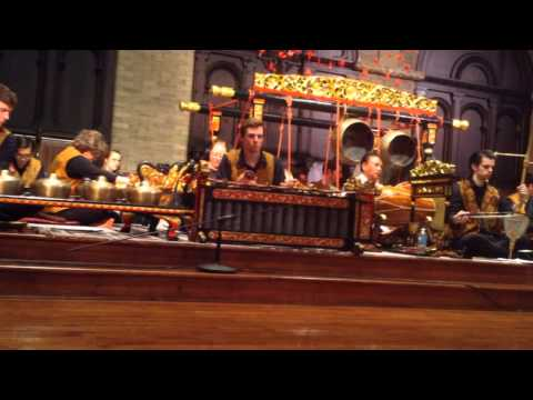 Friends of the Gamelan -- Dance: Gambyong Pareanom