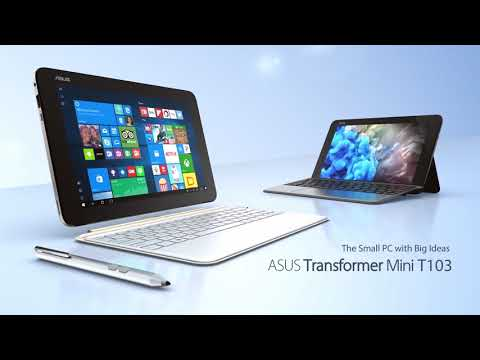 ASUS Transformer Mini: the always-connected PC with an IDEMIA embedded SIM (eSIM)