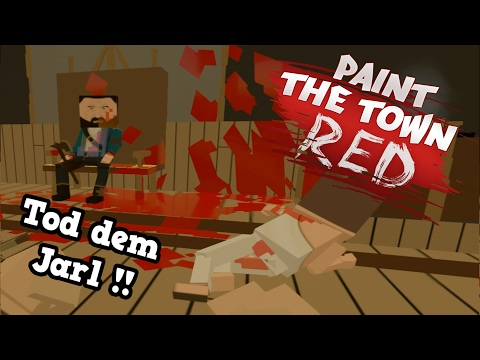 Paint The Town Red # 15 - Skyrim