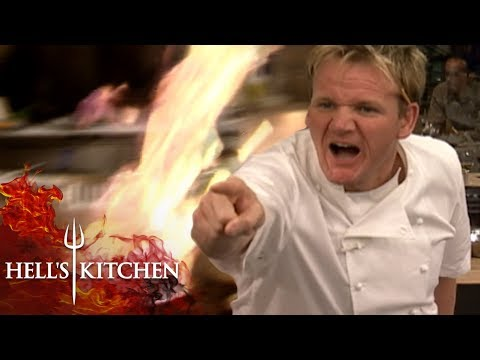 """""""THE DUCK'S BURNT, YOU'RE COOKING IN A BURNT PAN"""" 
