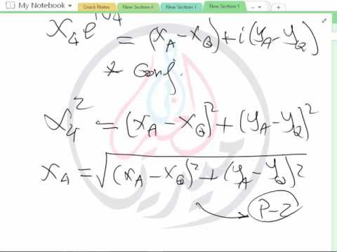 Lecture (17) - Analytical Analysis - General Example Full Analysis