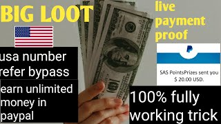 Unlimited money $10+ $10+$10 live in paypal with payment proof ||unlimited trick |Money Tricks