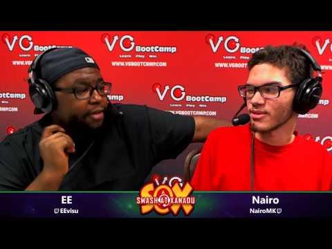 Xanadu 100 - Interview With Nairo