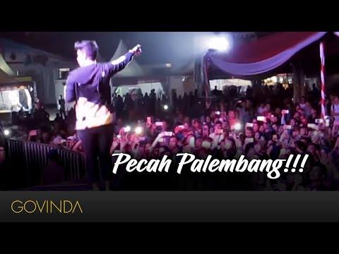 Panggung GOVINDA Palembang pecah!! #GOvlog31