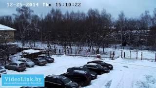 Пример записи  IP камеры видеонаблюдения HIKVISION DS 2DE4220 AE(, 2015-12-09T15:54:48.000Z)