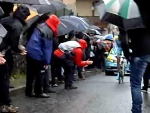 6ª etapa de la Vuelta al País Vasco 2012 (contrarreloj de Oñati)