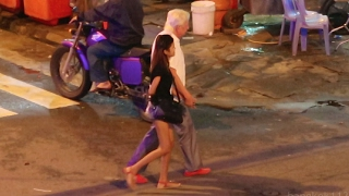 Cambodia Nightlife Phnom Penh Night Scenes