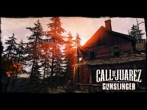 Call of Juarez Gunslinger (cortometraje/short film) Billy the Kid & Pat Garrett (pelicula/movie)