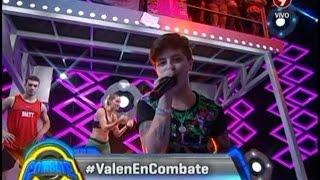 Valen Etchegoyen en Combate #ValenEnCombate (3-12-14)