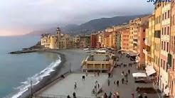 Camogli, Italy - Time Lapse