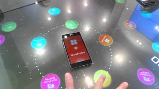 Nuevos Optimus de LG® en el MWC