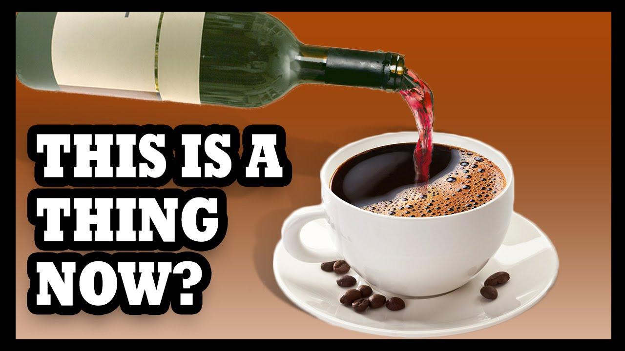 Afbeeldingsresultaat voor wine coffee