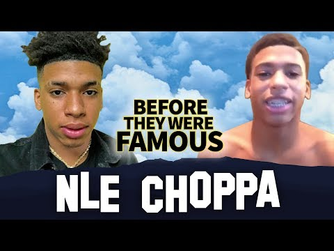 NLE Choppa | Before They Were Famous | Shotta Flow
