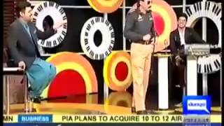 What a Funny Clip,,, Iftikhar Thakur and Junaid Jamshed