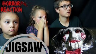 JIGSAW: SAW 8 Official Trailer #1 Reaction!!!