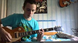 Encore un matin guitar cover