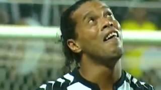 Невероятный гол Роналдиньо за Атлетико Минейро(, 2012-10-08T17:48:35.000Z)