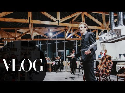 73 Questions With Alexander Glushkov | Vogue RUS - Spoof