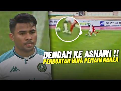 JANGAN MAIN SAMA ORANG KOREA 🔥 Momen Asnawi Mangkualam Dihajar Pemain K League Karena Dipermalukan