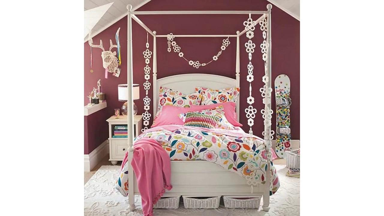 Schlafzimmer Dekorationsideen Für Jugendliche