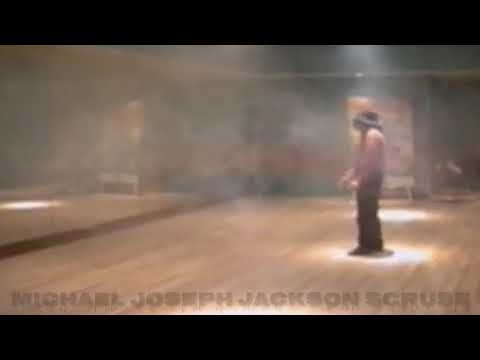 Michael Jackson Dancing in his private studio on Neverland (Audio made by me)