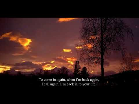 I`m back again, Svein Sjøthun ( karaoke )
