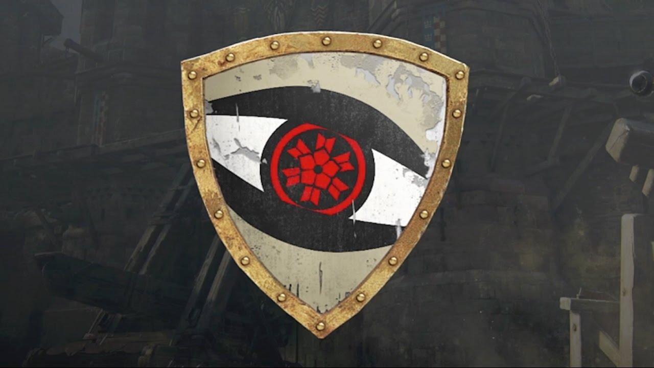 For Honor: Naruto Sharingan Eye Emblem Tutorial
