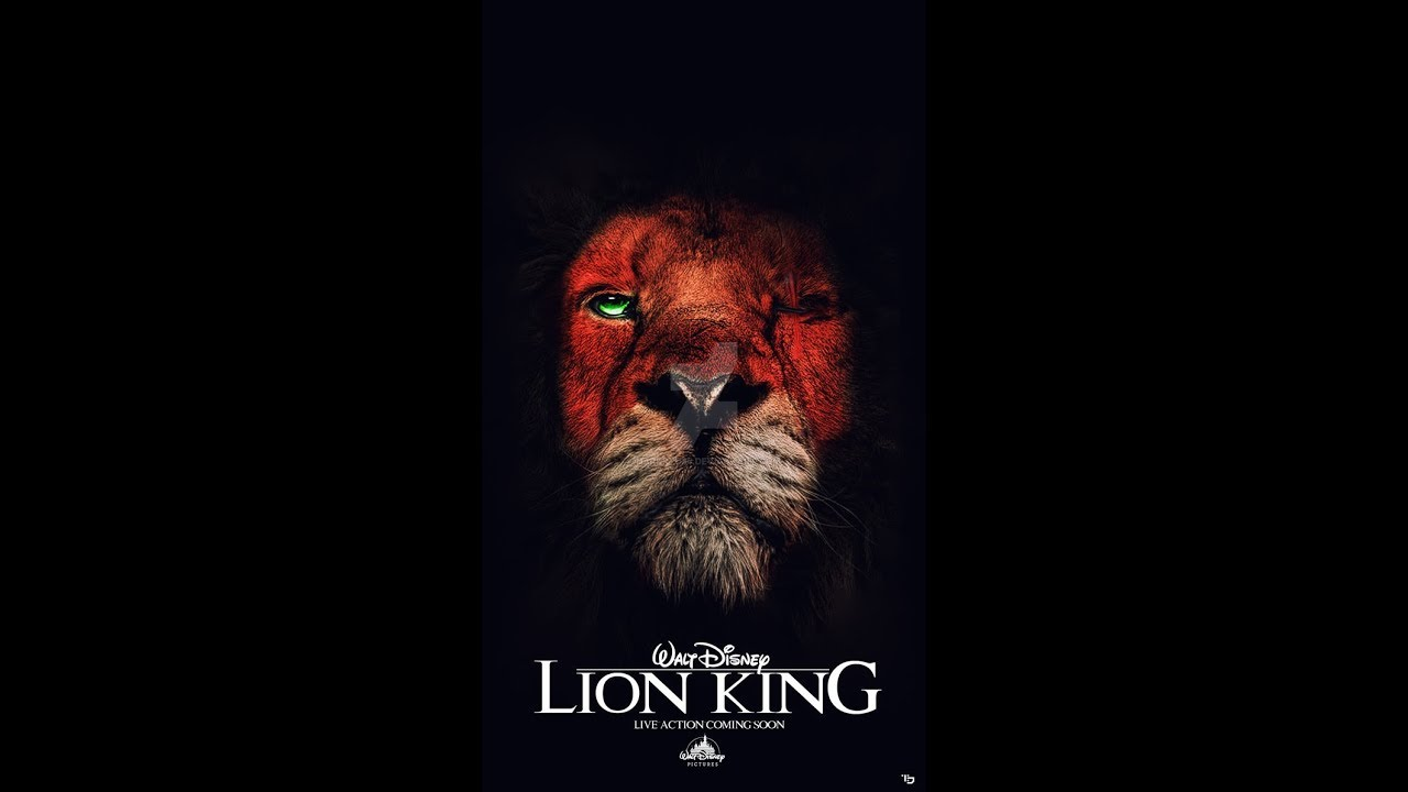 Disney S Live Action The Lion King First Official Teaser Summer