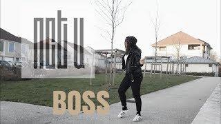 NCT U (엔시티 유) - BOSS DANCE COVER (chorus + end)