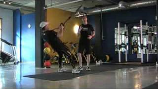 The Infamous TRX Workout