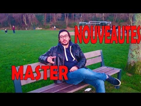 Q/A #15  La nouvelle réforme du Master en France ?