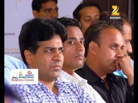 IndiaMART Emerging Business Forum, Surat session, Part A