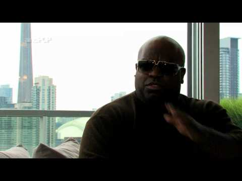 Cee Lo Green talks about F*&k You and Soul Music
