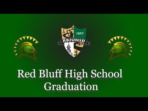 Red Bluff High School Graduation