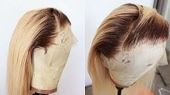 ASH BROWN ROOTS ON BLONDE 613 Hair | Tinashe Hair