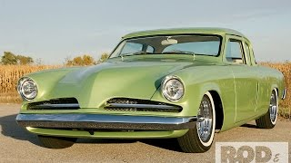 #123. Studebaker Champion Starlight Coupe 1953 (RETROCAR)(TUNING RETRO CAR THE BEST TOP GEAR