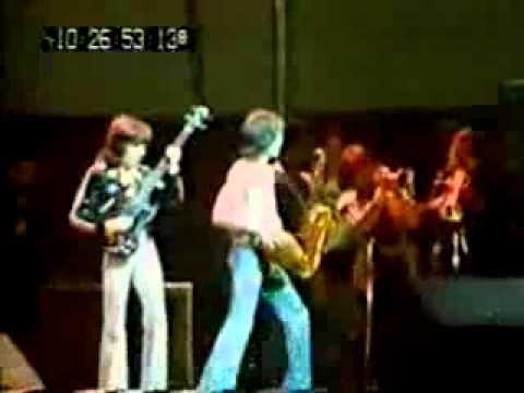Rolling Stones Street Fighting Man 1973 European Tour