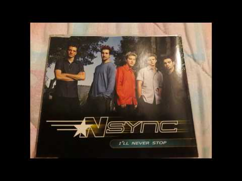 NSYNC - I´ LL NEVER STOP ( SINGLE CD) HD