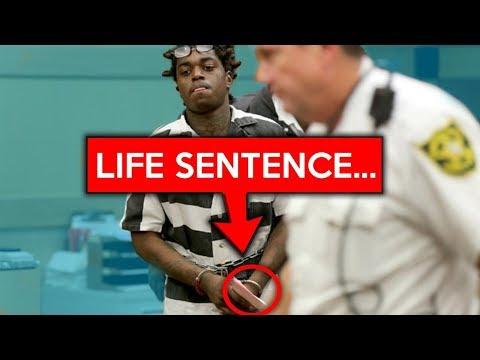 Kodak Black got locked up and is serving LIFE here's why