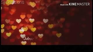 Kab bhala ab ye waqt guzre- tu hi haqeeqat female version - whatsapp status videos- Sj creations